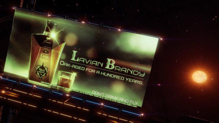 Lavian Brandy